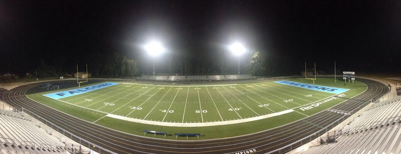The+Stadium+at+Night