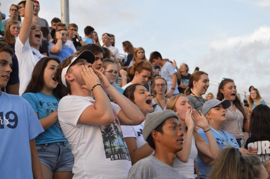 Through the eyes of a fan: Football pride comes alive