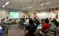 Heritage class cultivates comfort for native speakers